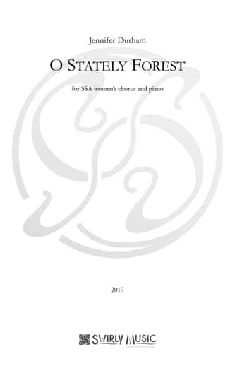 JDM-001 O Stately Forest