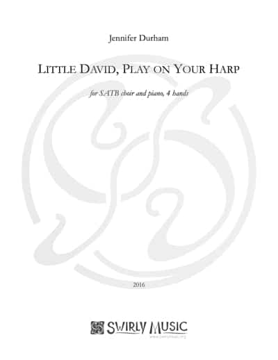JDM-002 Little David Play on Your Harp