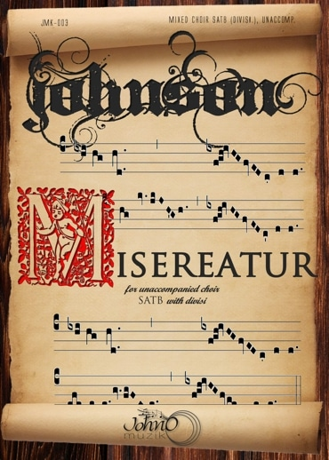 JMK-003 Misereatur-chorus