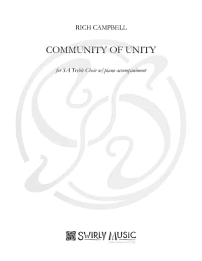 RCL-019 Community of Unity SA