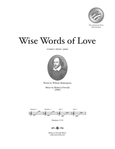 ROM-0001 Wise-Words-of-Love