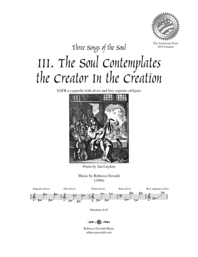ROM-9601 The-Soul-Contemplates-the-Creator-In-the-Creation
