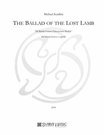 SWM-018 The Ballad of the Lost Lamb