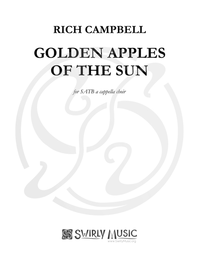 RCL-021 Golden Apples Of The Sun