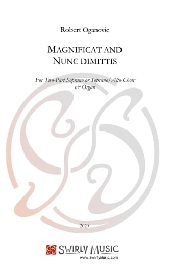 ROC-006 Magnificat and Nunc Dimittis-Women-Treble