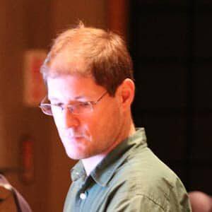 Composer Richard Dudas